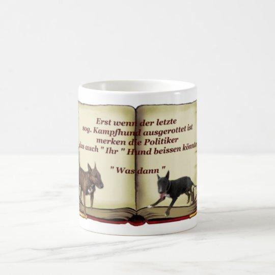… last combat dog… coffee mug