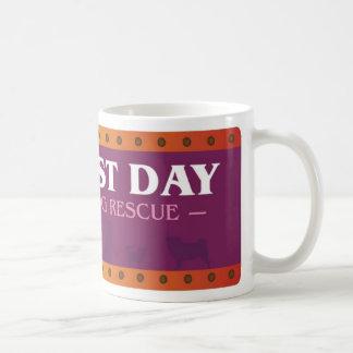 Last Day Dog Rescue Coffee Mug