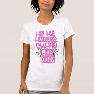 Last Day of Chemotherapy Tshirts