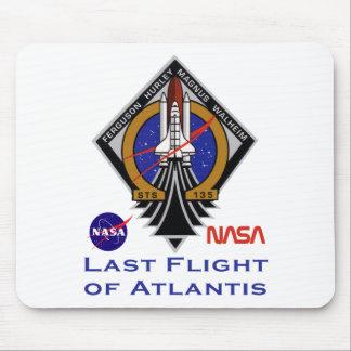 Last Flight of Atlantis Mouse Pads