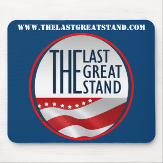 Last Great Stand Mouse Pad