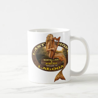 Last Hope Lagoon 11 oz White Mug