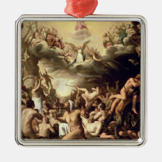Last Judgement Christmas Ornament