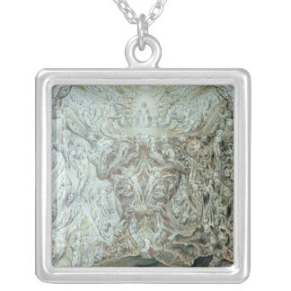 Last Judgement Silver Plated Necklace
