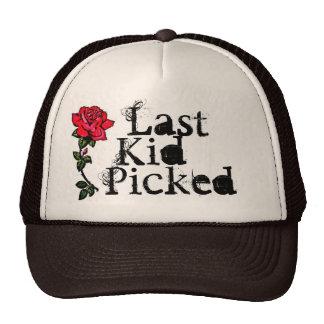 Last Kid Picked Rose Hat