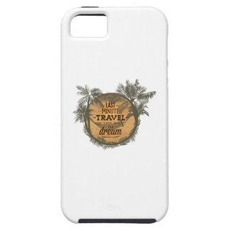 Last Minute Travel On The Way To A Dream iPhone 5 Case