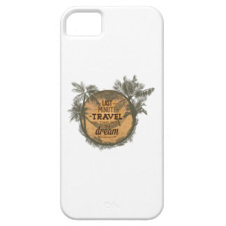Last Minute Travel On The Way To A Dream iPhone 5 Cases