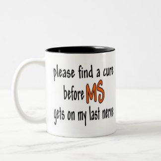 Last Nerve Mug