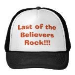 Last of the Believers Rock!!! Mesh Hat
