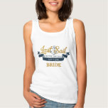 Last Sail Before The Veil Bachelorette Party Name Basic Tank Top