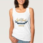 Last Sail Before The Veil Bachelorette Party Name Tank Top