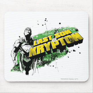 Last Son- Yellow Mouse Pad