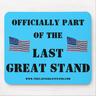 Last Stand Mouse Pad