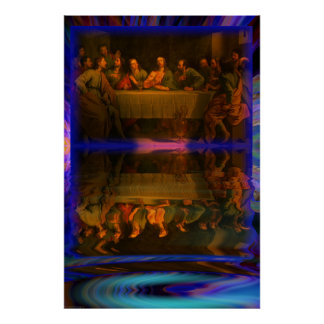 Last-Supper-Artist-Concept-Version-1 Poster