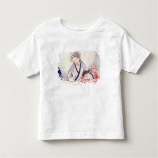 Last Supper, Christ and St John Toddler T-Shirt