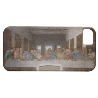 Last Supper  Leonardo da Vinci's late 1490s mural iPhone 5 Cover