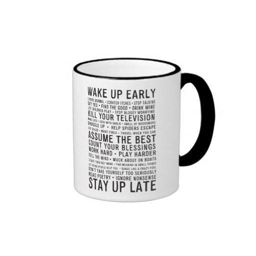 lastlemon manifesto coffee mugs