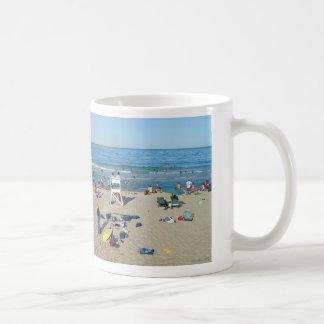 Late Afternoon on the Cape Basic White Mug