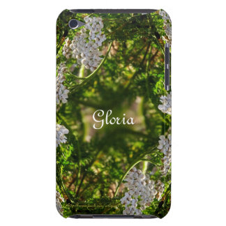 Late Day Glory Personalized  Barely There iPod Cover