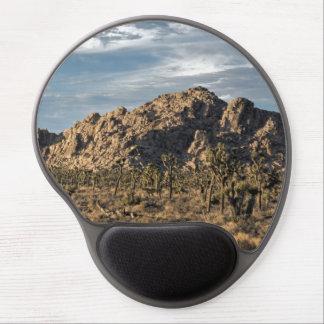 Late Desert Sun Gel Mouse Pad