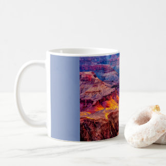 Late Evening Grand Canyon Coffee Mug