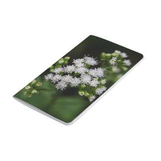Late-flowering Boneset Wildflower Pocket Journal