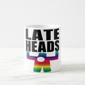 Late Heads Morphing Mug