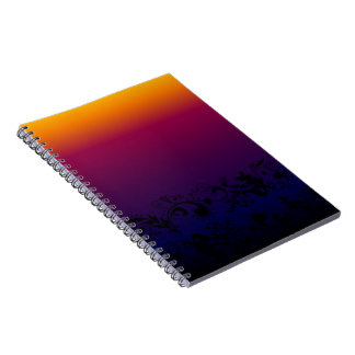 Late Sunset Note Book
