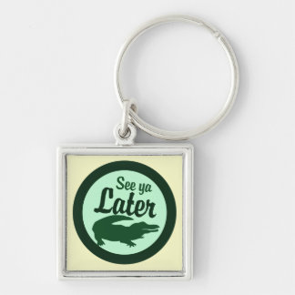 Later Alligator Key Ring