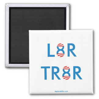 Later Traitor Square Magnet