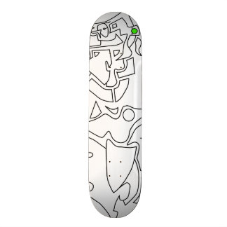 Laterac Skateboard 17 sketch version