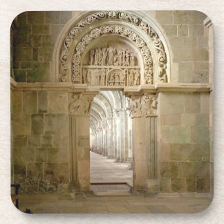 Lateral Portal, c.1125 (photo) Coasters