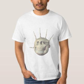 Latex Glove Head Front/Back T-Shirt
