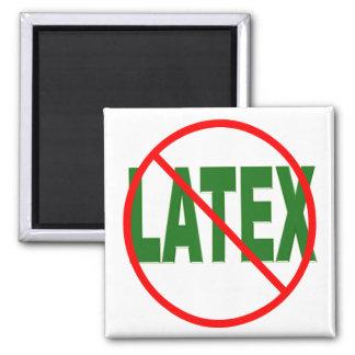 Latex green, NO Magnet