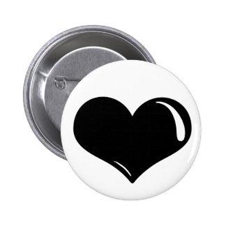 Latex Heart Buttons