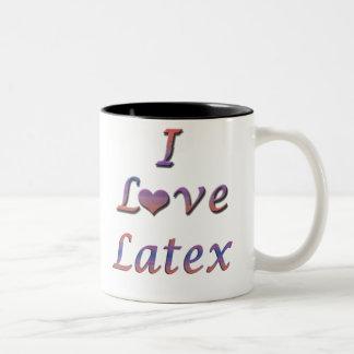 latex coffee mugs