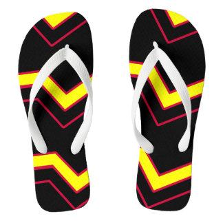Latex Pride Flip Flops