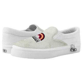 Latex Pride Printed Shoes