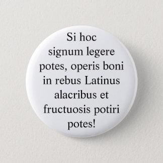 Latin Button