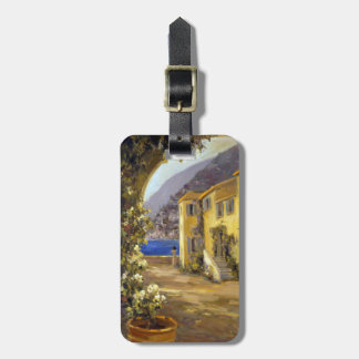 Latin Calm I Luggage Tag