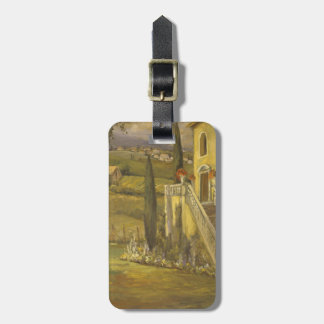 Latin Calm II Luggage Tag