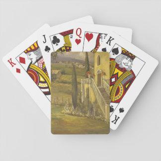 Latin Calm II Playing Cards