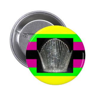 Latin Diva Pride Buttons