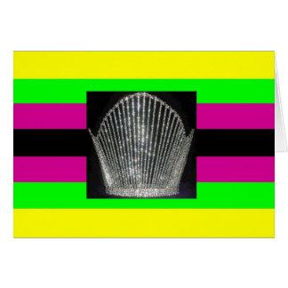 Latin Diva Pride Greeting Card