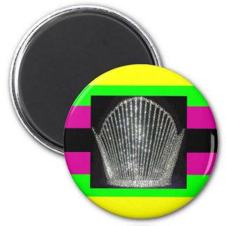 Latin Diva Pride Fridge Magnets