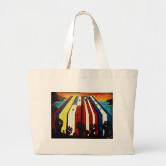 Latin Pride! Jumbo Tote Bag