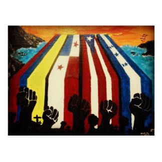 Latin Pride! Postcard