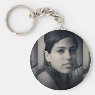 Latina beauty keychains