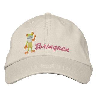 Latina Cap Embroidered Hats