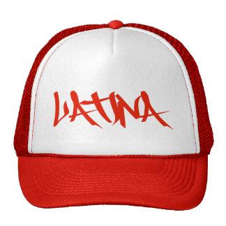 LATINA HAT